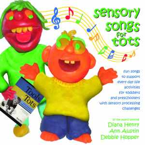 Sesnsory Songs Cover July 2012