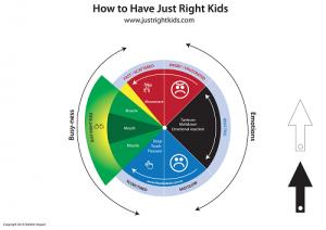 Just Right Kids Model