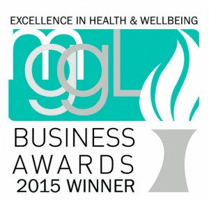 Winner in Excellence in Health and Wellbeing Award