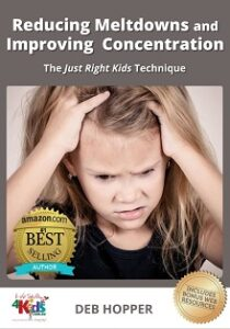 Just Right Kids Reduce Meltdowns Book