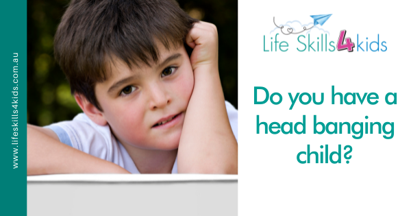 Do you have a head banging child?