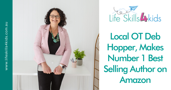 Local OT Deb Hopper, Makes Number 1 Best Selling Author on Amazon