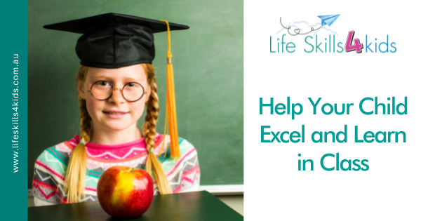 Help Your Child Excel In Class