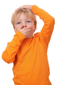Ouch Don't Touch Me! How some children react to sensory overload