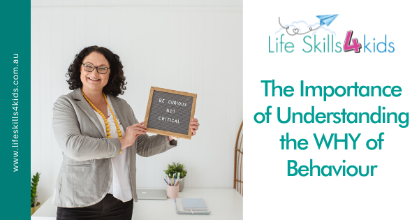 The Importance of Understanding the WHY of Behaviour