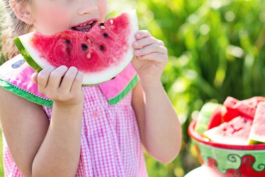 kids nutrition for fussy eater