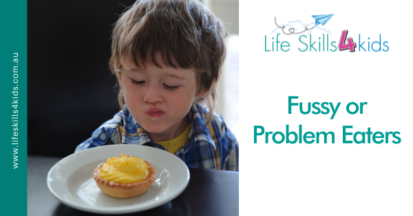 Fussy or Problem Eaters