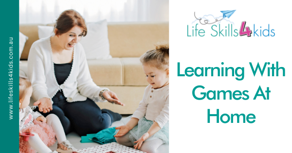 Learning With Games At Home