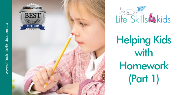 Helping Kids with Homework (Part 1)