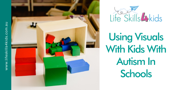 Using Visuals With Kids With Autism In Schools