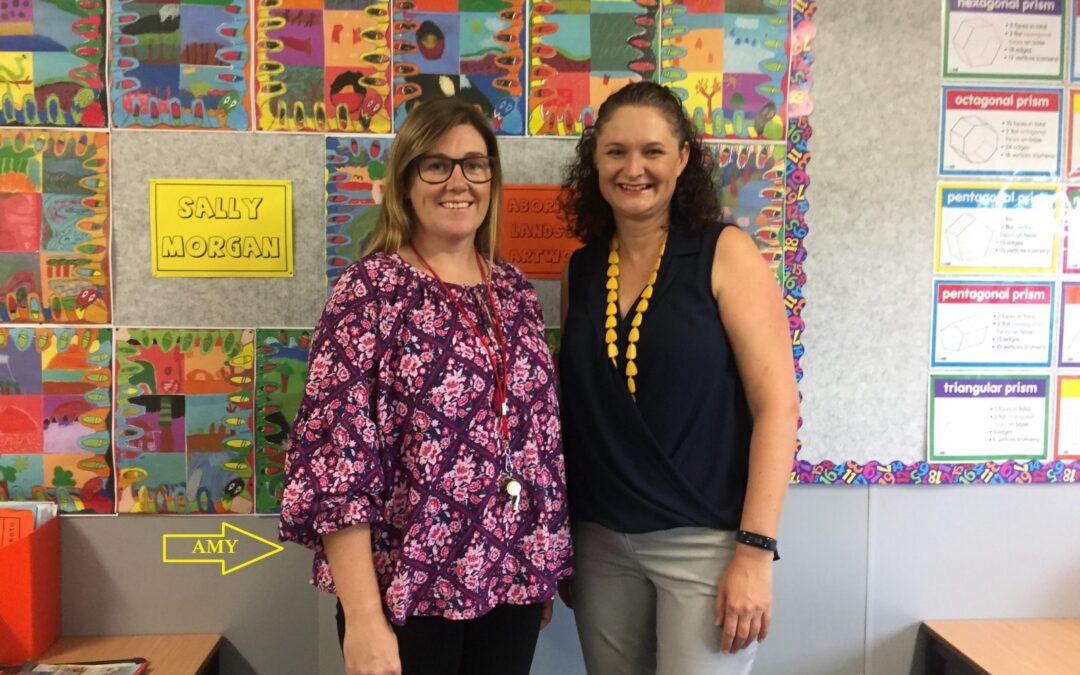 Award Winning Classroom Environment – Let's Meet Amy McGarry