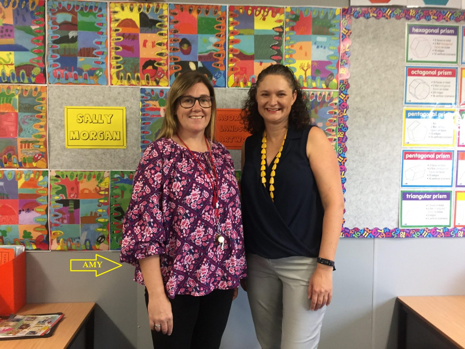 Award Winning Classroom Environment – Let's Meet Amy McGarry