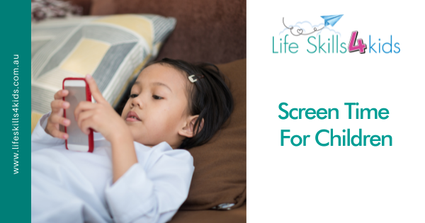 Screen Time For Children
