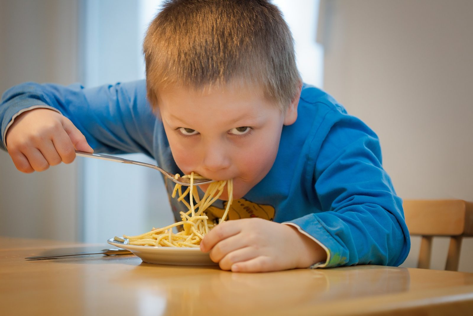 How Do Sensory Issues Impact Self Regulation at the Dinner Table LS4K