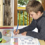 How Do Sensory Issues Impact Self Regulation at Homework Time LS4K