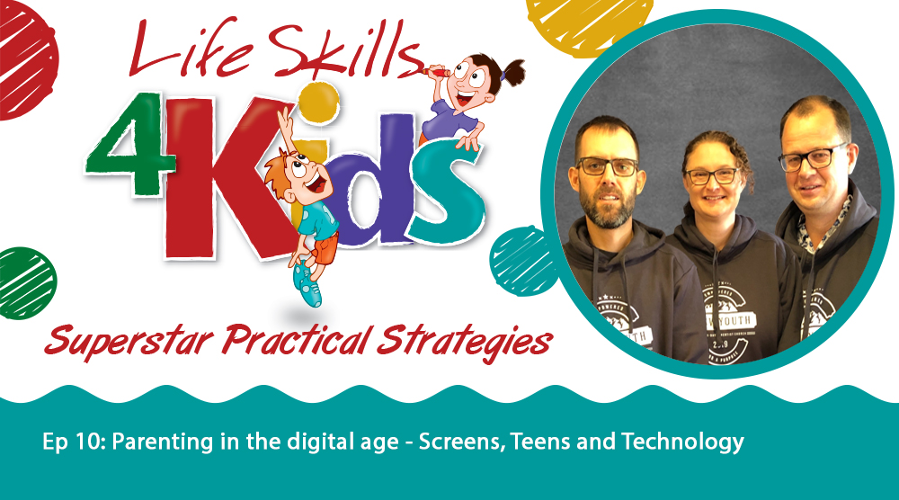 Life Skills 4 Kids Superstar Practical Strategies Banner Guest Episode 10