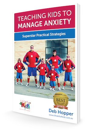 Teaching Kids to Manage Anxiety