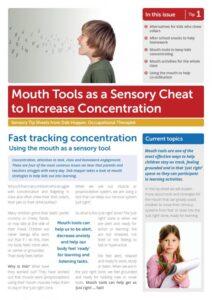 increase concentration